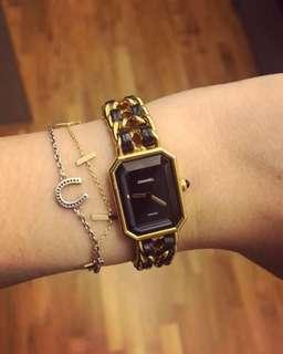 Authentic Chanel Classic Timeless Premiere Watch