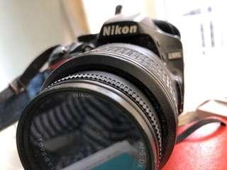 Nikon d3200 18-55mm