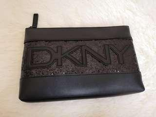 Authentic DKNY Pouch Bag