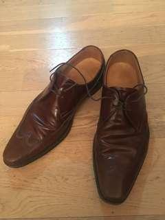 Loake leather shoes
