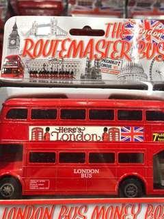 英國代購/經典英國紅色雙層巴士