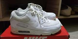 ORIGINAL white Nike Air Max