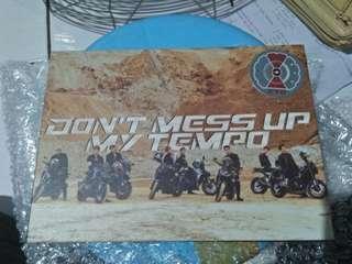 (UNSEALED)Album exo dmumt free poster free ongkir sejabodetabek