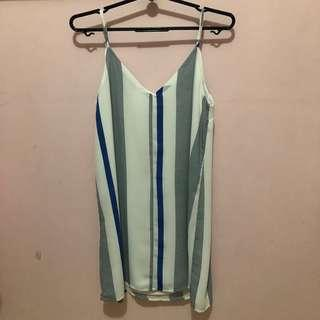 CO stripe dress