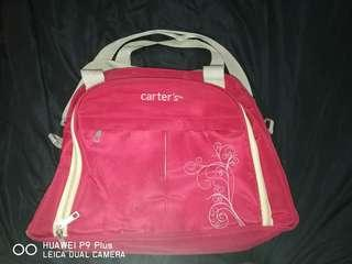 Pre Loved Carter's Baby bag