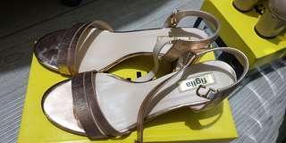 Figlia Rose Gold Heels