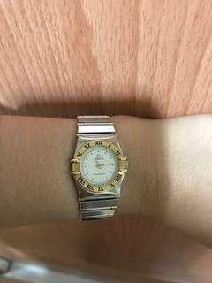 Omega Constellation Small watch for ladies
