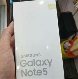 Hp samsung gelasy note5