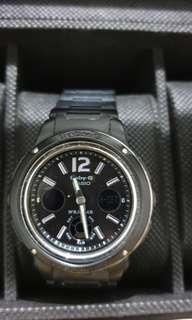 100% Original Baby G Black Watch