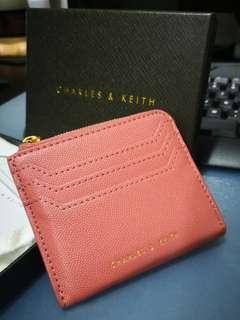 Charles & Keith Mini Cardholder/Wallet