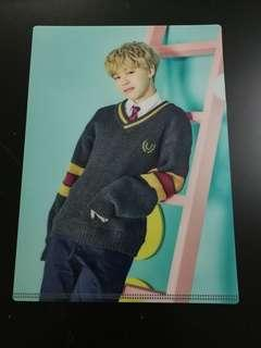 BTS Jimin 4th Muster Japan L Holder