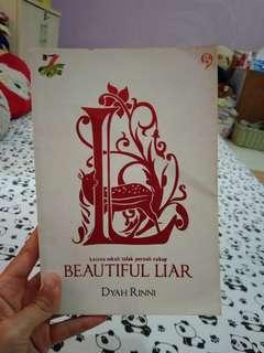 Novel BEAUTIFUL LIAR