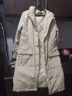 Thick long coat (puffer jacket) Winter Autumn