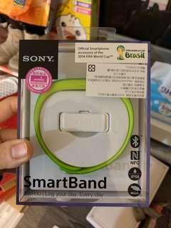 🚚 sony smart band