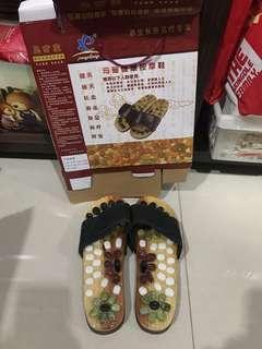玛瑙健康按摩鞋