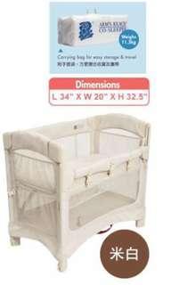 美國ARM'S REACH MINI EZEE嬰兒三用睡床及網床