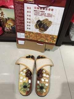 玛瑙健康按摩鞋 Health Shoes