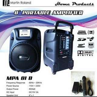㊗️Martin Roland MPA81B