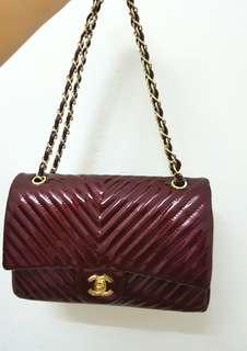 Chanel Handbag 2 in 1