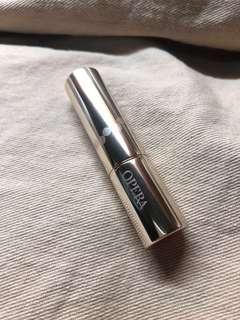 🚚 OPERA唇膏七成新 色號01蜜紅 #化妝台大掃除