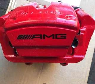W205 C63 original rear brake kit conversion for C180 C200 C300