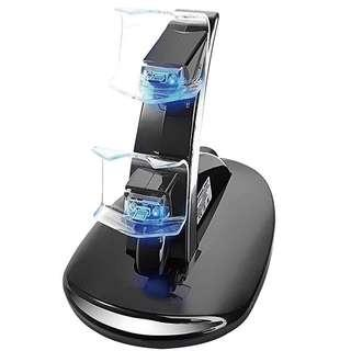 PS4 Controller Dual Charging Stand Station