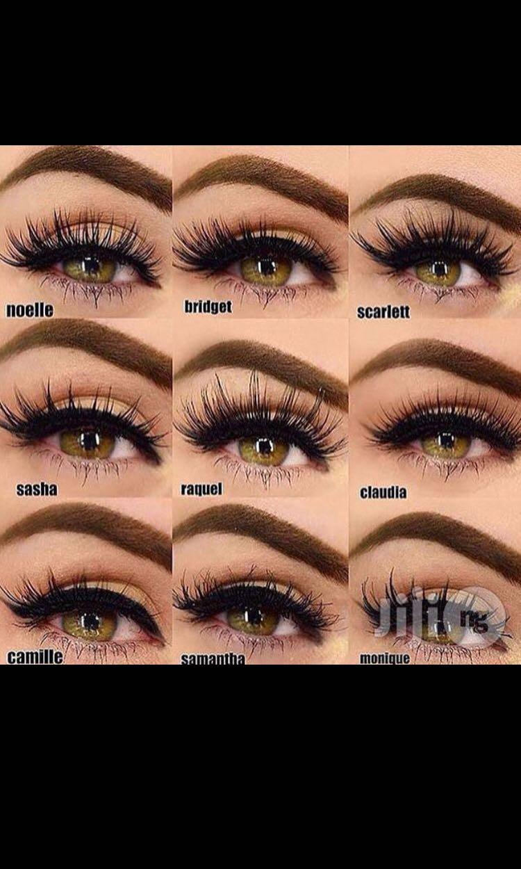 aa12174ce9c 💄 Huda Beauty 3D Mink False Lashes, Falsies, False Eyelashes ...