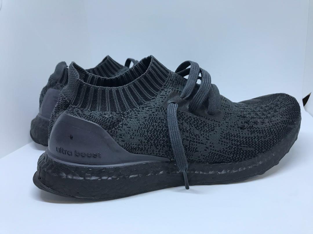 61a1cdddd Adidas Ultra Boost Uncaged Triple Black