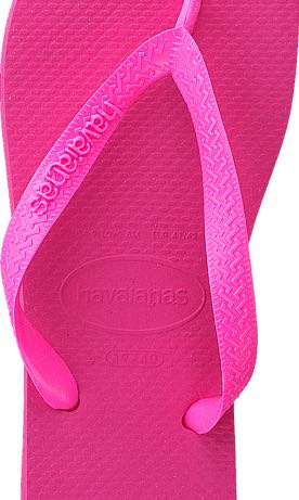 4bbfe7e0410619 Authentic Havaianas Top Shocking Pink
