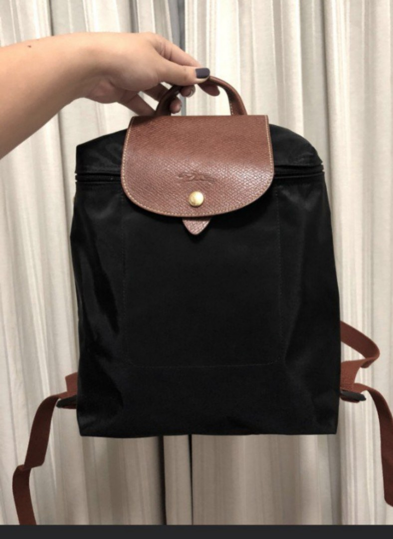 4e6b4cb6f363 Authentic Longchamp Backpacks