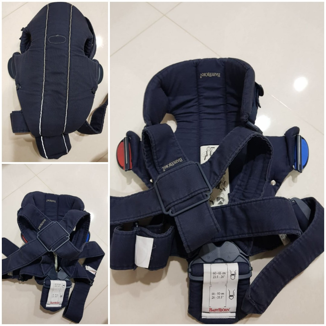 8b9bd545118 BabyBjorn Baby Carrier