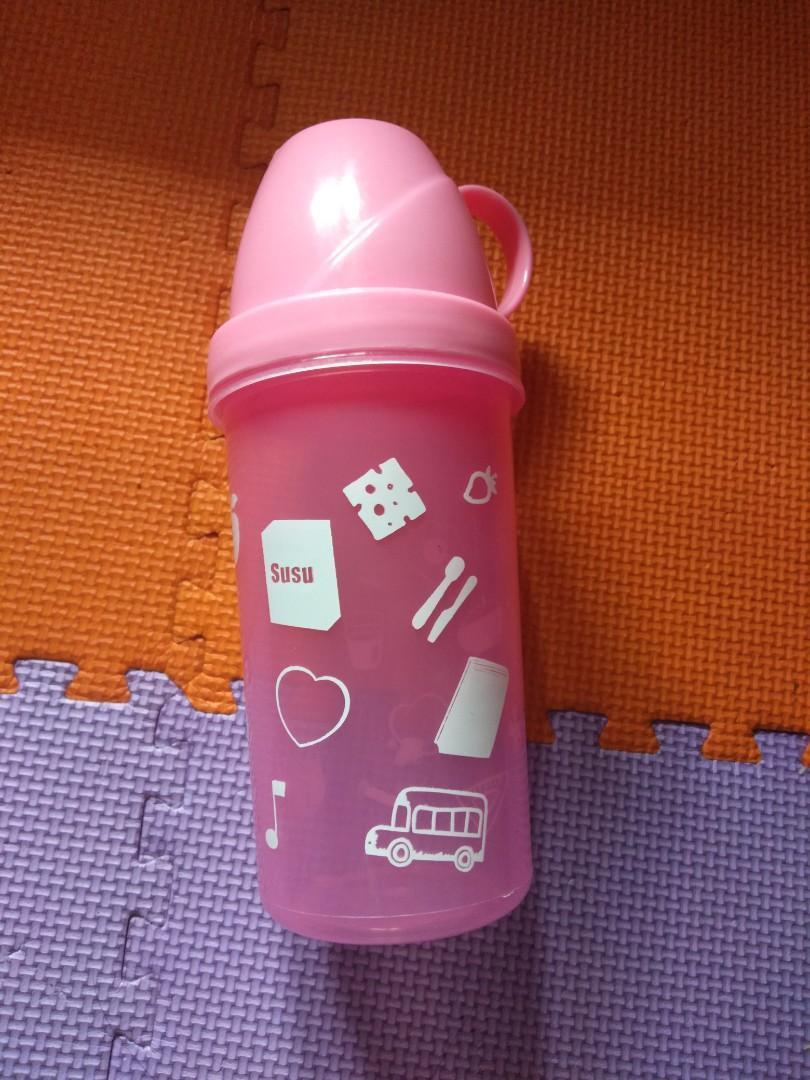 Botol minum pink