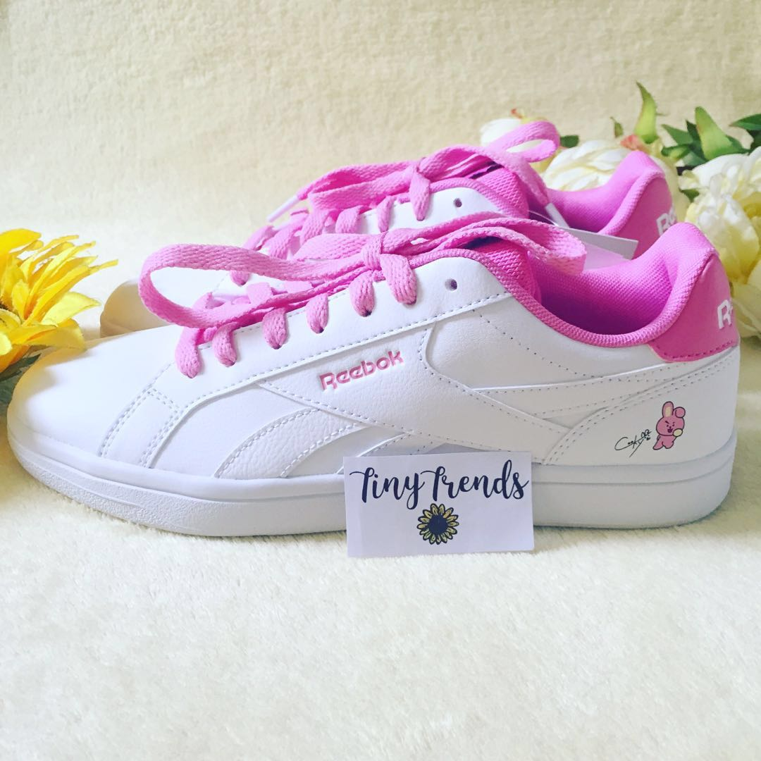 388ee7953a0 🠰BTS   REEBOK X BT21 ROYAL COMPLETE 2 LCS-COOKY🠜