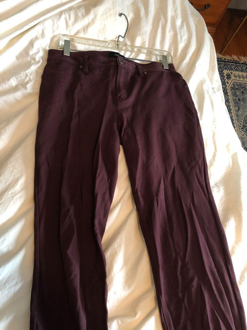 Calvin Klein pants - size 10, only worn 2-3 times!