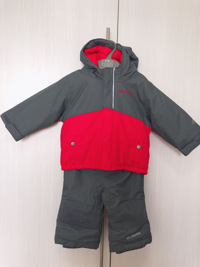 092789f92a76 Columbia Baby Snow Suit  Outerwear  Bib and Jacket-US size 6-12mths ...