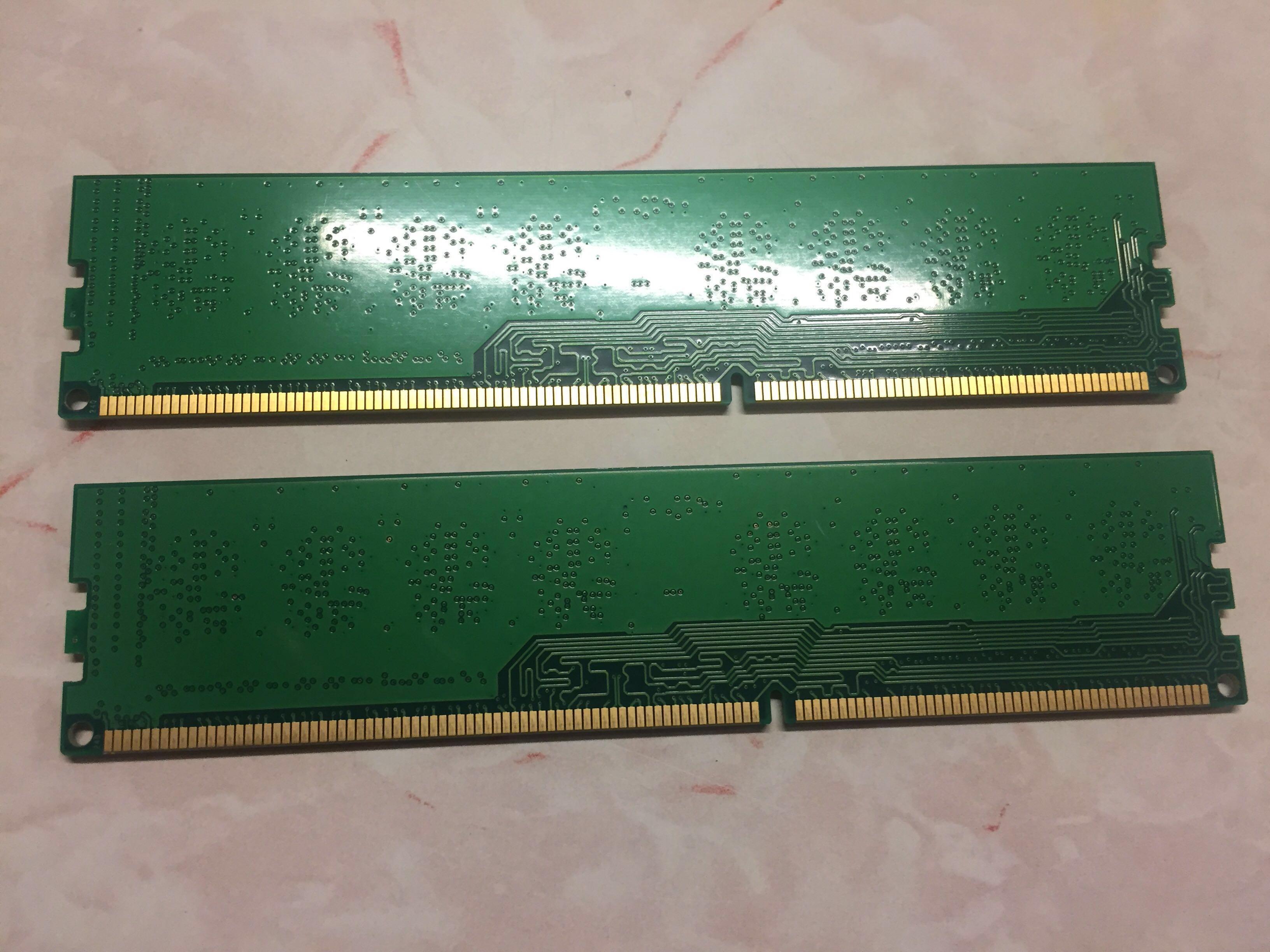 DDR3 1600 8GB Ram x2