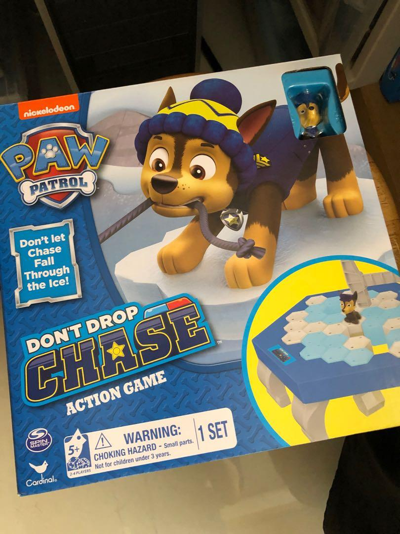 Don't drop chase action game