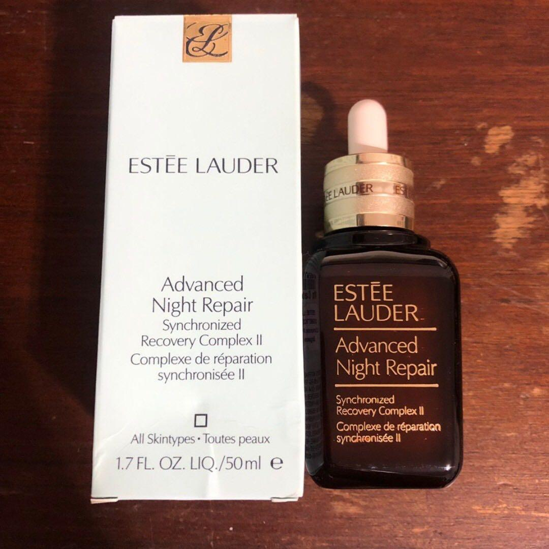 Estee Lauder Advanced Night Repair Synchronized Recovery Complex Ii Health Beauty Face Skin Care On Carousell