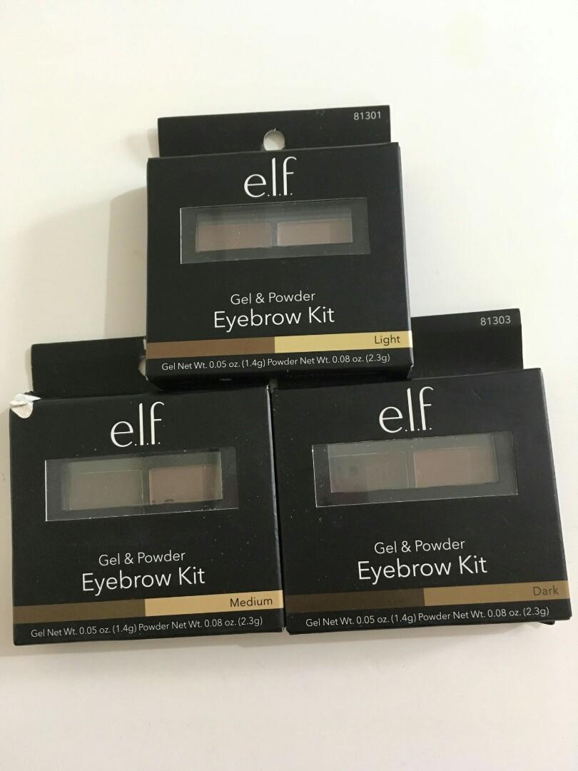 Eyebrow kits