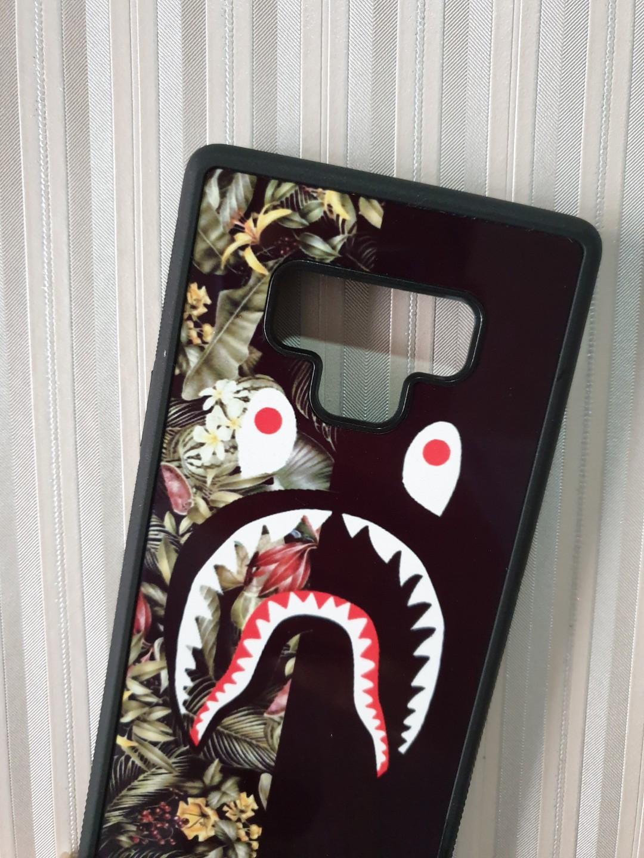 Fast sale case Bape Tropical samsung Note 9