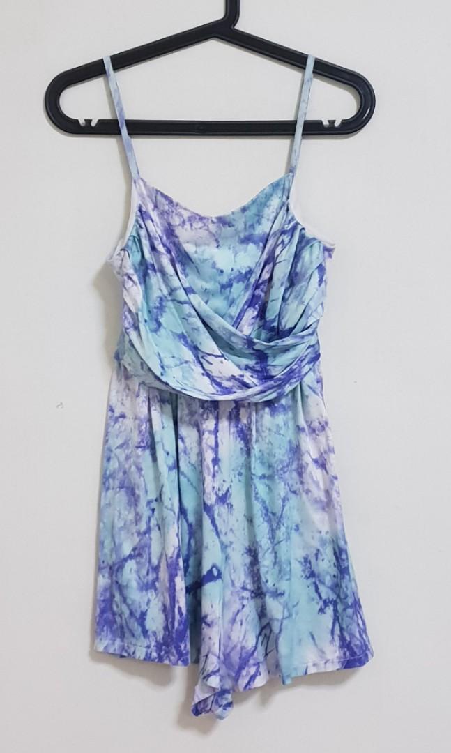 b30422dd6f Fayth Heidi Playsuit Romper in Lavender Size M