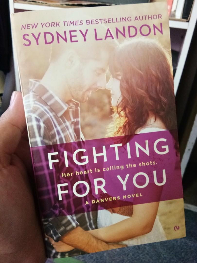 Fighting For You by Sydney Landon