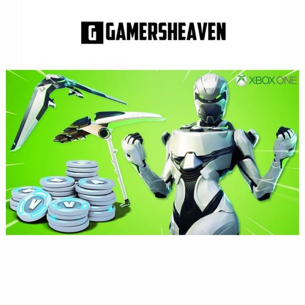 share this listing - fortnite eon cosmetic set xbox one