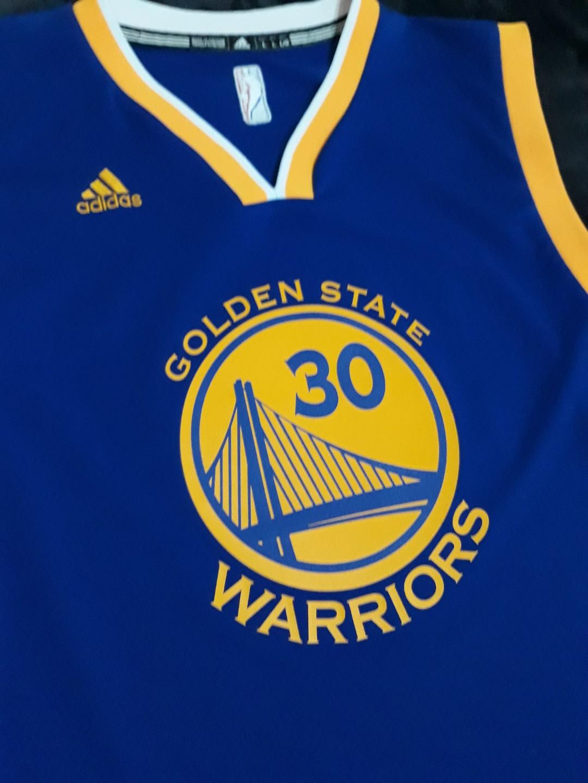 69e1a5038 Golden State Warriors STEPHEN CURRY Fanatics Branded Royal Fast Break  Replica Jersey - Icon Edition