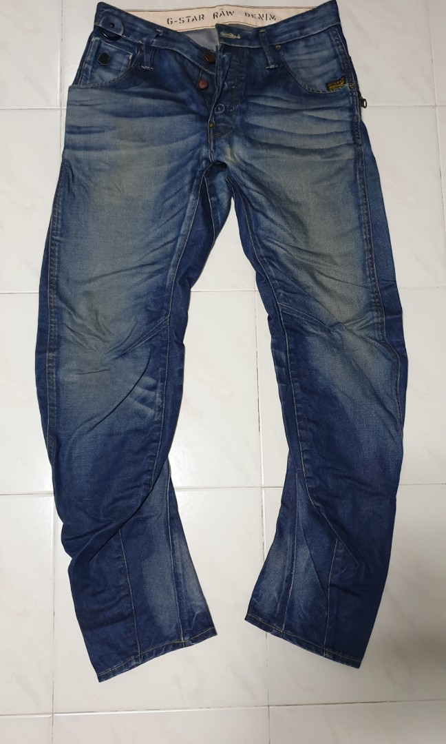 27a2bfd3735 G-Star Raw Jeans (New Riley 3D Loose Tapered), Men's Fashion ...