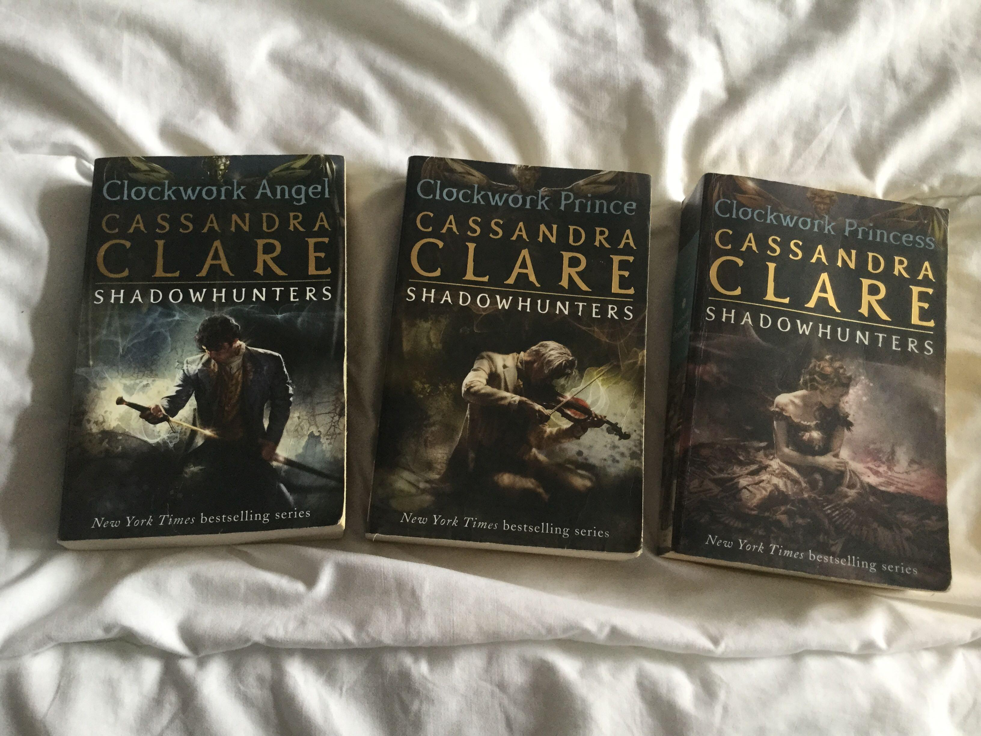 Infernal Devices complete series