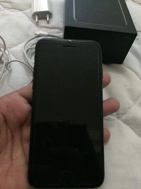 iphone 7 128gb jet black ex ibox mulus