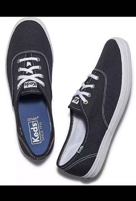Keds Champion Originals Canvas Sneakers Navy Blue b826468b9