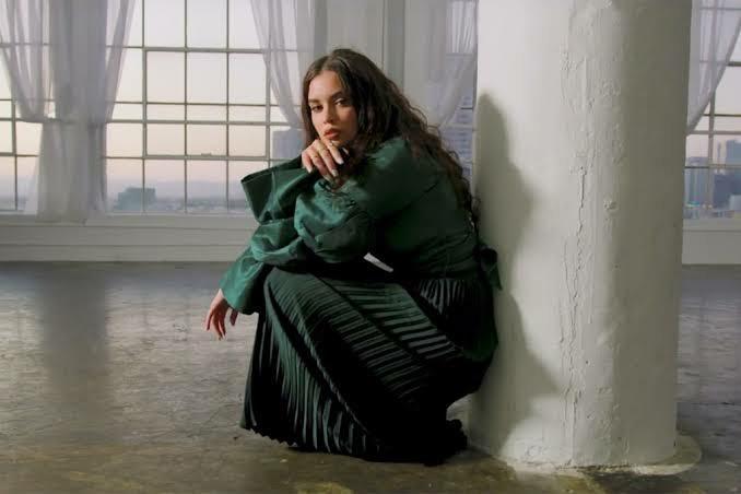 KEEPSAKE the Label Set featured in Sabrina Claudio Stand Still MV