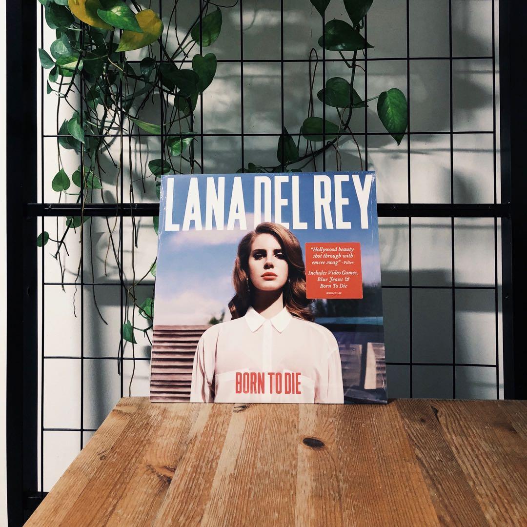 Lana Del Rey Born To Die Vinyl Lp Music Media Cds Dvds Other Media On Carousell